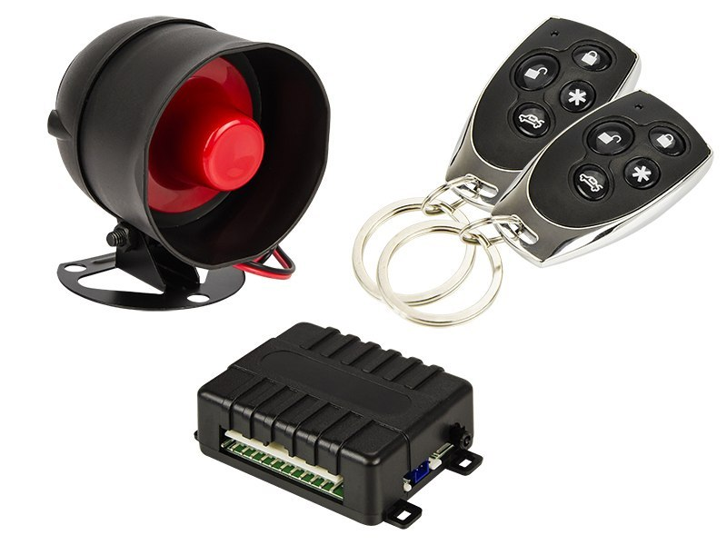 Alarm BLOW CAR SYSTEM AS1