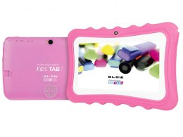 Tablet KidsTAB7 BLOW różowy + etui 2MP 2GB