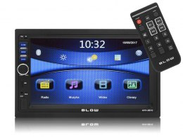 "Radio 2DIN BLOW AVH-9810 LCD 7"" Bluetooth SD"